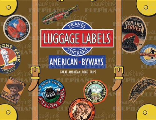 American Byways Luggage Labels (Travel Stickers) ()