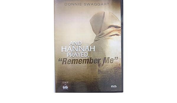 Amazon com: And Hannah Prayed,