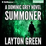 Front cover for the book The Summoner by Layton Green