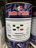 Frutto d'Italia Pitted Green Castelvetrano Olives 4.4 Lb (2 Pack)