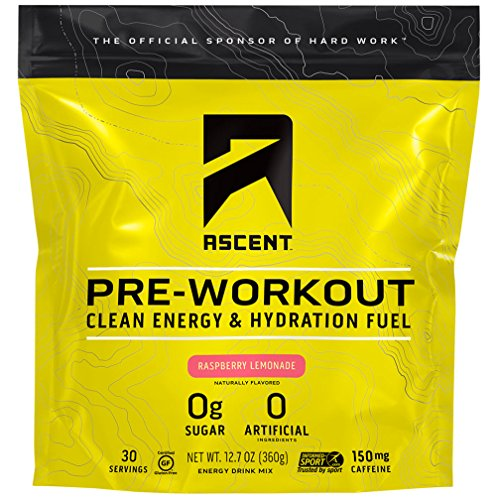 Ascent Pre Workout
