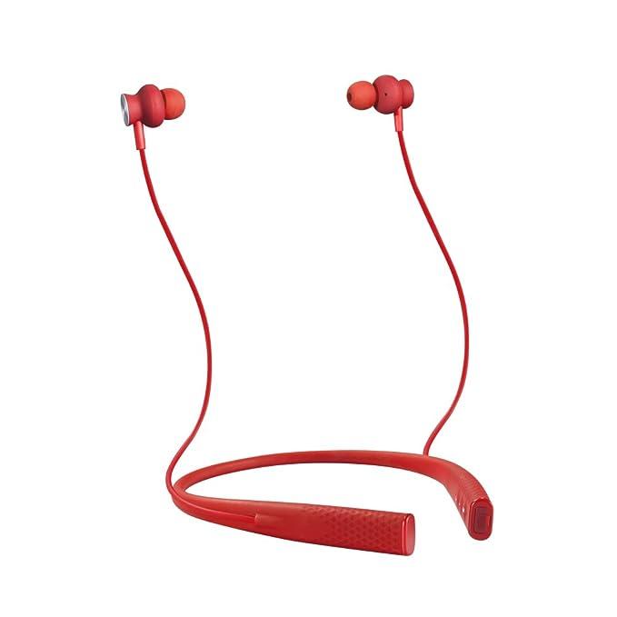 5 opinioni per ILE Bluetooth CSR 4,1 auricolari leggeri senza fili cuffie a colletto IPX5