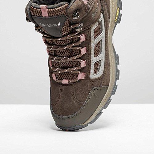 Mid Storm Camborne Boot Women's Walking Peter wtfdRq7f