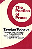 img - for The Poetics of Prose (English and French Edition) book / textbook / text book