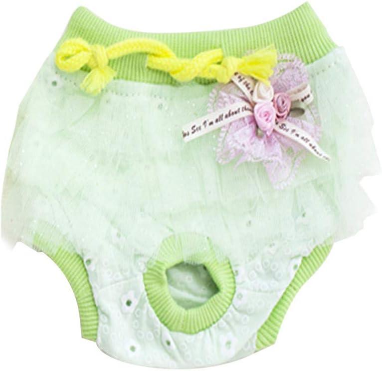 JYJM - Pañal para Perro Menstrual para Mujer, Reutilizable, cómoda ...