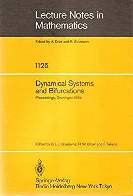 Dynamical systems and bifurcations. Proc. Groningen 1984