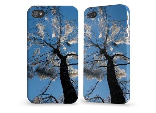 """Hülle / Case / Cover für iPhone 4 und 4s - """"Baum"""" von caseable"""