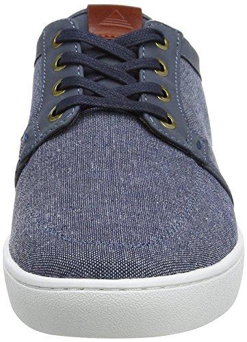 Low Sneakers Blue Top Men's Iberarien Navy Aldo qIw1EBX