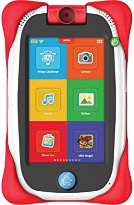 nabi Jr  - 5 Kids Tablet 16GB: Amazon com: Antox