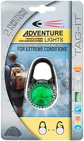 Adventure Lights L de 61/ Guardian de d/ía it Color Verde