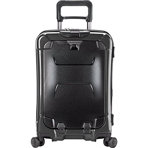 Briggs & Riley Torq(tm) International Carry-On Spinner Carry On Graphite One Size Briggs & Riley Wrinkle Free Carry On