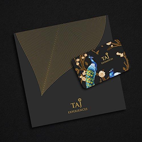 TAJ EXPERIENCES GIFT CARD - Rs.1000
