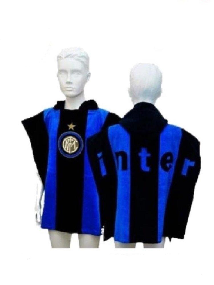 Accappatoio Piscina Bambino Fc Internazionale Poncho bimbo Inter *10496