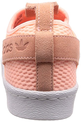 Slip Orange W Multicolore clear Superstar Orange Aq0919 Femme Adidas White On ftwr De Chaussures Basketball clear wSg5x7t5