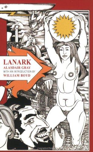 Lanark (Canongate Classics Series (Separate Title Per Volume))