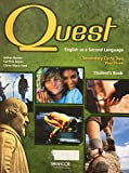 img - for Quest: English as a Second Language book / textbook / text book