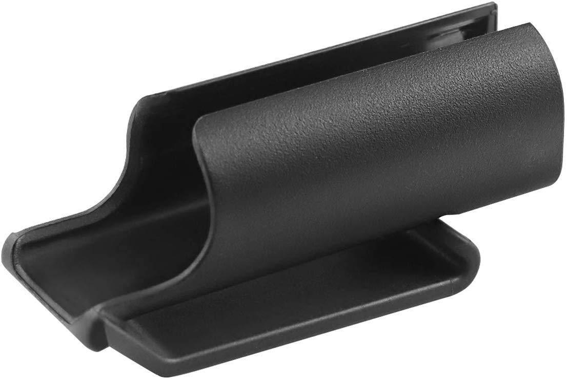 LegionArms Polyamide Clip-On Kydex Flashlight Holster for Fenix PD35, Olight M2R, PowerTac E5 E9, ThruNite TN12, Nitecore P12