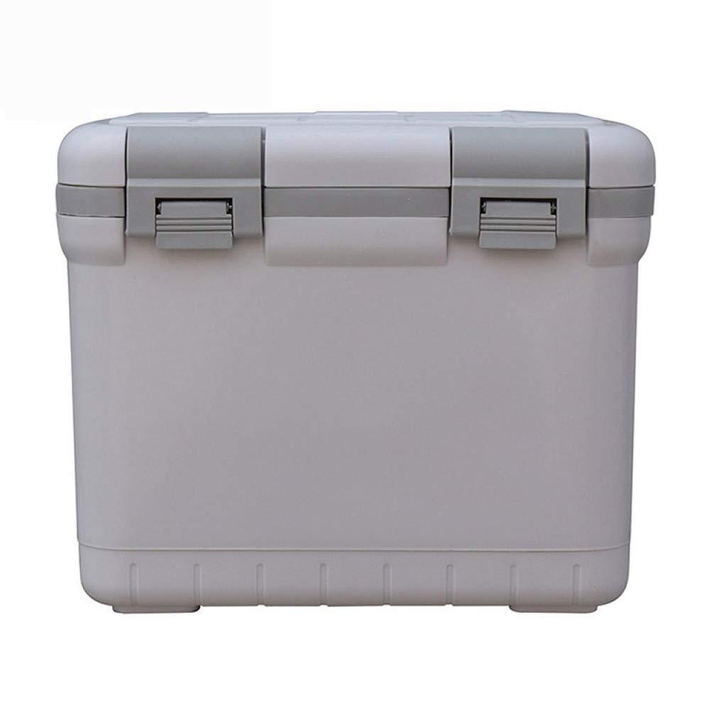 Ambiguity Kühlboxen,Auto-Box Kühlschrank Insulin Impfstoff tragbare medizinische Kühlung Isolierbox