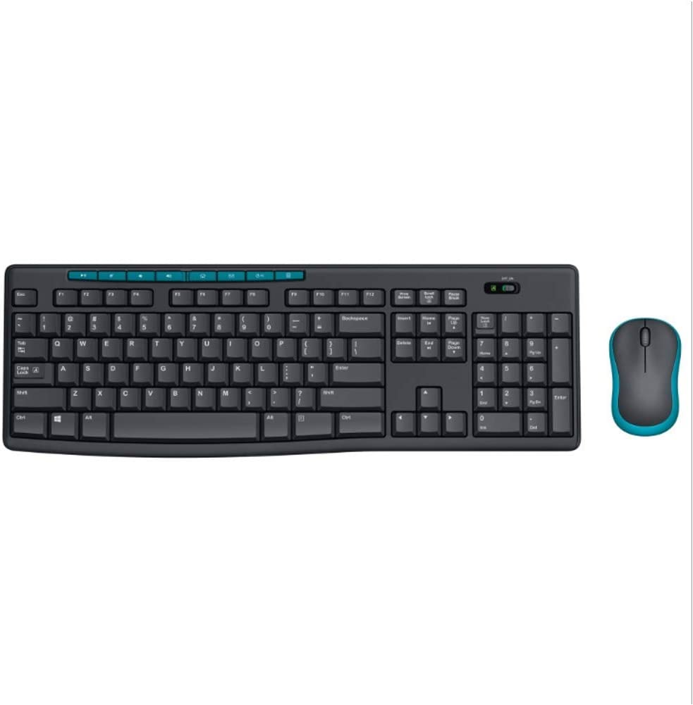 ZFLIN Wireless Computer Office Mouse and Keyboard
