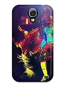 Awesome Design Samuel Etoo Hard Case Cover For Galaxy S4