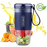 Portable Blender Mini Personal Blender, Godmorn Juicer Smoothie...