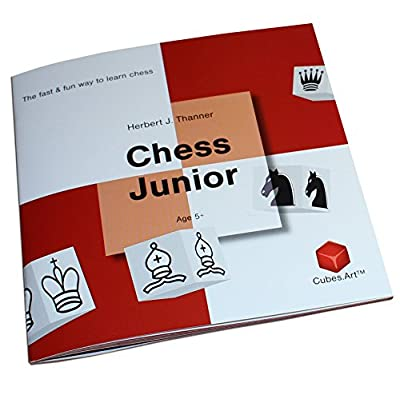 Chess Junior [2nd Edition] - A Modern Little Chess Book for Kids and Beginners. 12 Reduced Games & More for Children 5 years and up