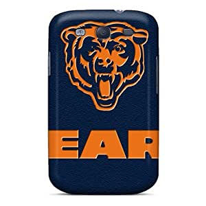 Cute Tpu Richardcustom2008 Chicago Bears Cases Covers For Galaxy S3