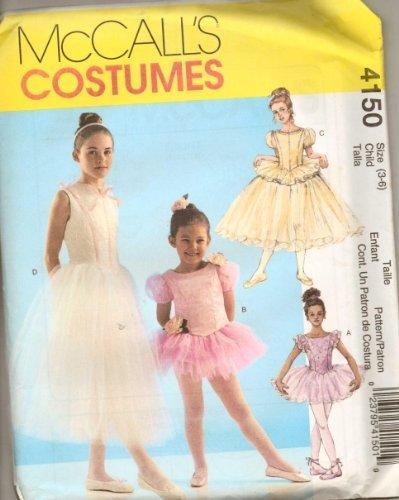 Ballerina Costumes Pattern - Ballerina Costumes Girls 3 Styles New