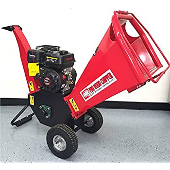 Amazon.com : 6.5HP 196cc Gas Powered Wood Chipper Shredder