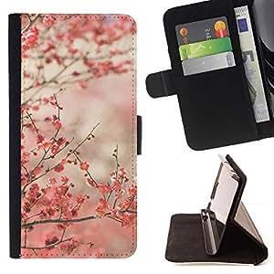 For Sony Xperia Z3 Plus / Z3+ / Sony E6553 (Not Z3) Case , Tokyo - la tarjeta de Crédito Slots PU Funda de cuero Monedero caso cubierta de piel