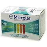 Bayer Microlet lancette colorate 0,5 mm / 28 g