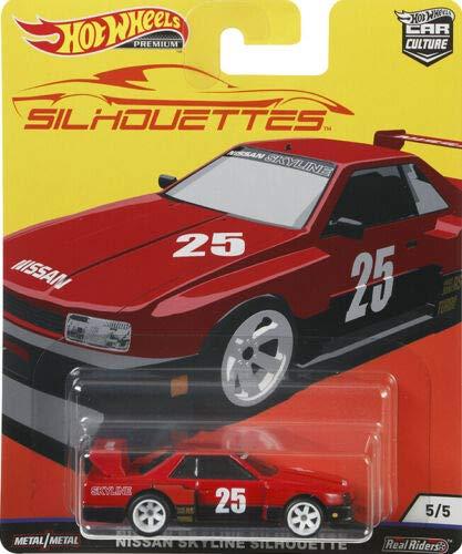 Hot Wheels Car Culture Skyline Super Silhouette - Hot Wheels Silhouette