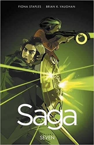 Image result for saga vol 7