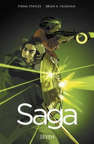 Saga Volume 7, by Brian K Vaughan