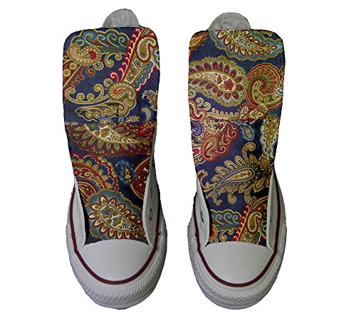 Converse Customized Adulte - chaussures coutume (produit artisanal) High