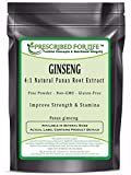Cheap Ginseng – 4:1 Natural Panax Root Extract Powder (Panax ginseng), 4 oz