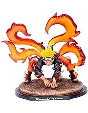 Anime Naruto figuur Naruto demonenvos vorm pop Naruto karakterfiguur PVC beeld figuur figuur figuur Naruto karakteristieke figuren 20 cm