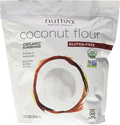 Nutiva Organic Coconut Flour Pound