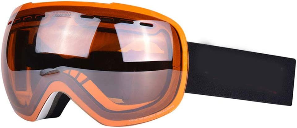 Yxx max Gafa Deportiva Gafas de esquí Anti Fog UV400 Gafas ...