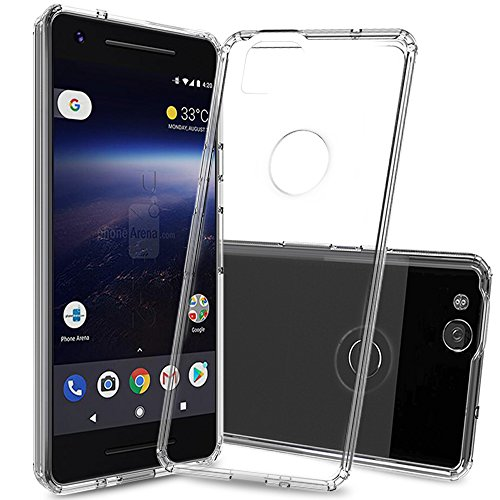 slim clear case for google pixel 2