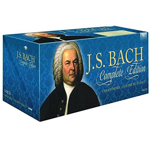 Johann Sebastian Bach-Complete Edition-142CD-2014-UMT Download