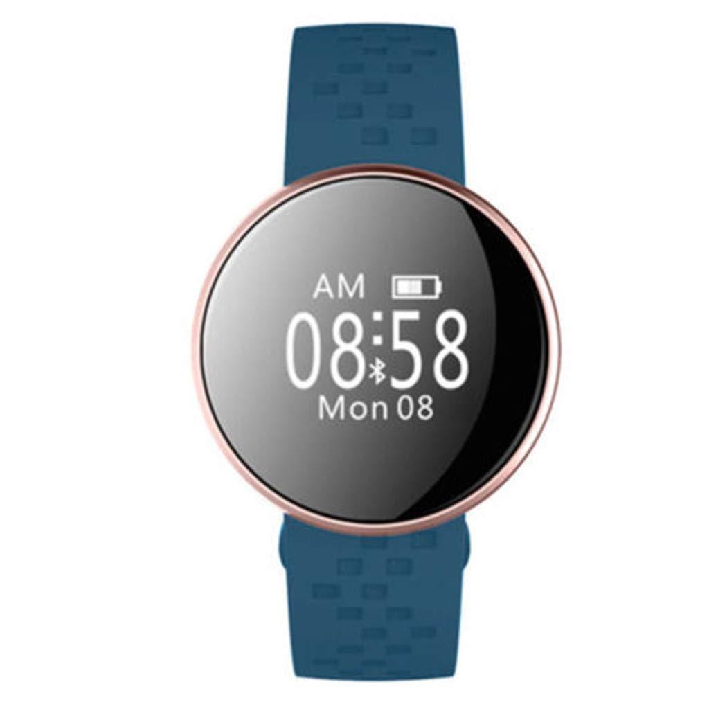 DAYLIN Smartwatch Reloj Inteligente Hombre Mujer Impermeable ...