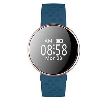 Pwtchenty Reloj Inteligente Pulsera Del Monitor Ritmo ...