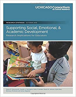 Principals Support Social Emotional >> Supporting Social Emotional And Academic Development Research