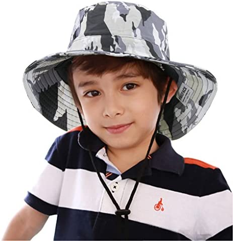 Fakeface Toddler Anti UV Protection Foldable