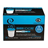 Coffee Beanery Hawaiian Coconut SWP Decaf Singlicious Servings Single-cup Coffee Pack Sampler for Keurig K-cup Brewers