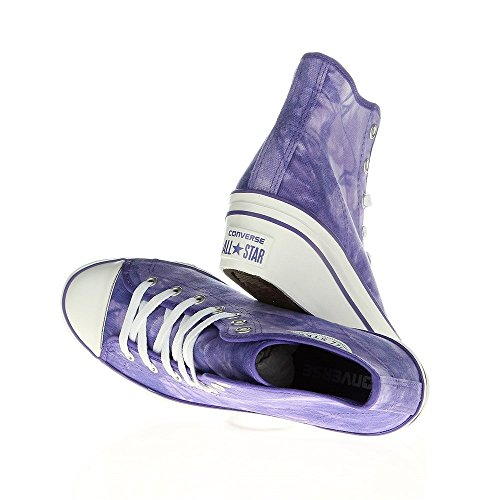 Converse Chuck Taylor All Star Hiness - C542469f White-violett