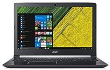 "Acer Aspire 5 A515-51G - Ordenador portátil 15.6"" HD (Intel Core i5-7200U, 8 GB de RAM, 256 GB SSD, Nvidia GeForce MX130 de 2 GB, Windows 10 Home) Rojo - Teclado QWERTY Español"