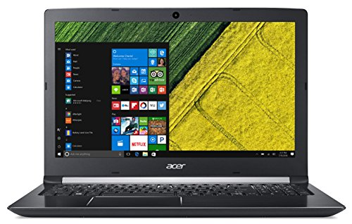 Laptop Acer Aspire 15.6', Intel Core i7-7500U, 12GB RAM DDR4, 1TB Disco Duro, Windows 10, Iron ( A515-51-76BP )