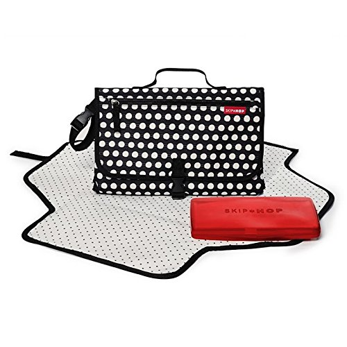 Skip Hop Pronto Portable Mini Changing Mat Station, Connected ()